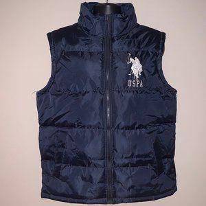 U.S. Polo Assn. - Puffer Vest (NWOT)
